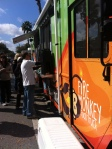 Fire Monkey Food Truck